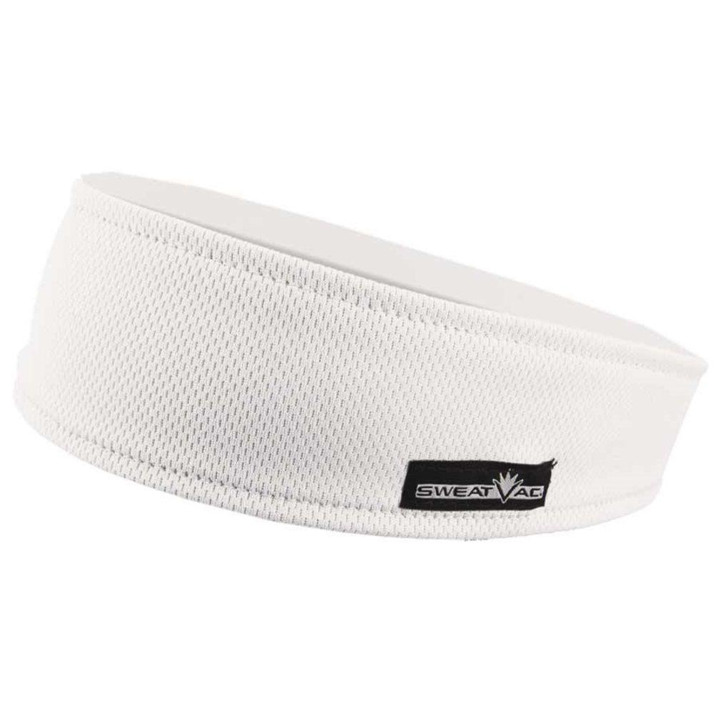 Sweatvac Headband White