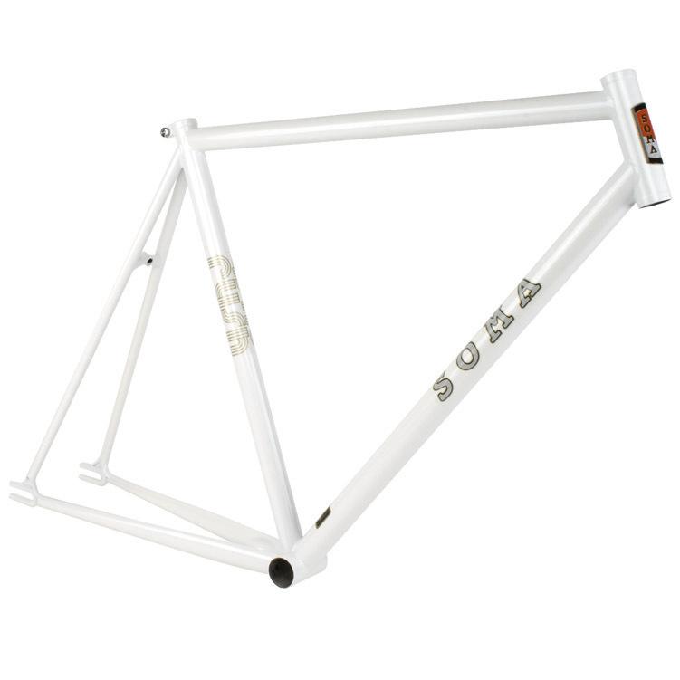 Soma-Rush-Track-Pearl-White-51cm-Frame