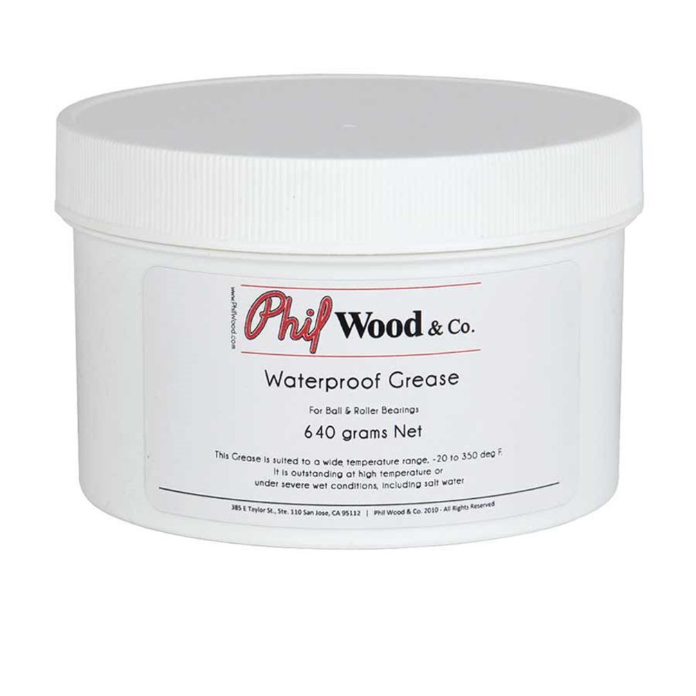 Phil Wood Pro Grasso impermeabile da 22,5 oz