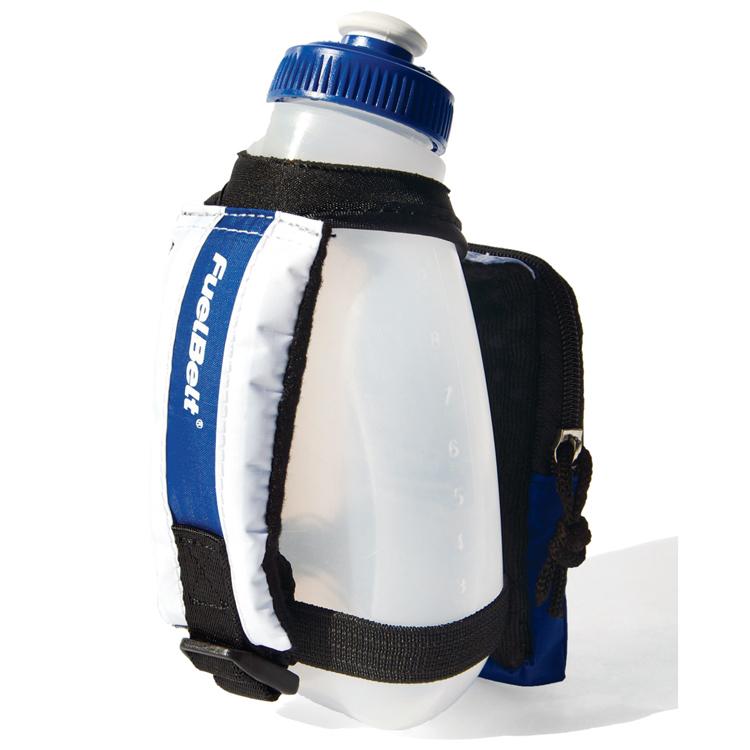 FuelBelt Sprint 10oz Palm Holder Blue Water Bottle at Sears.com