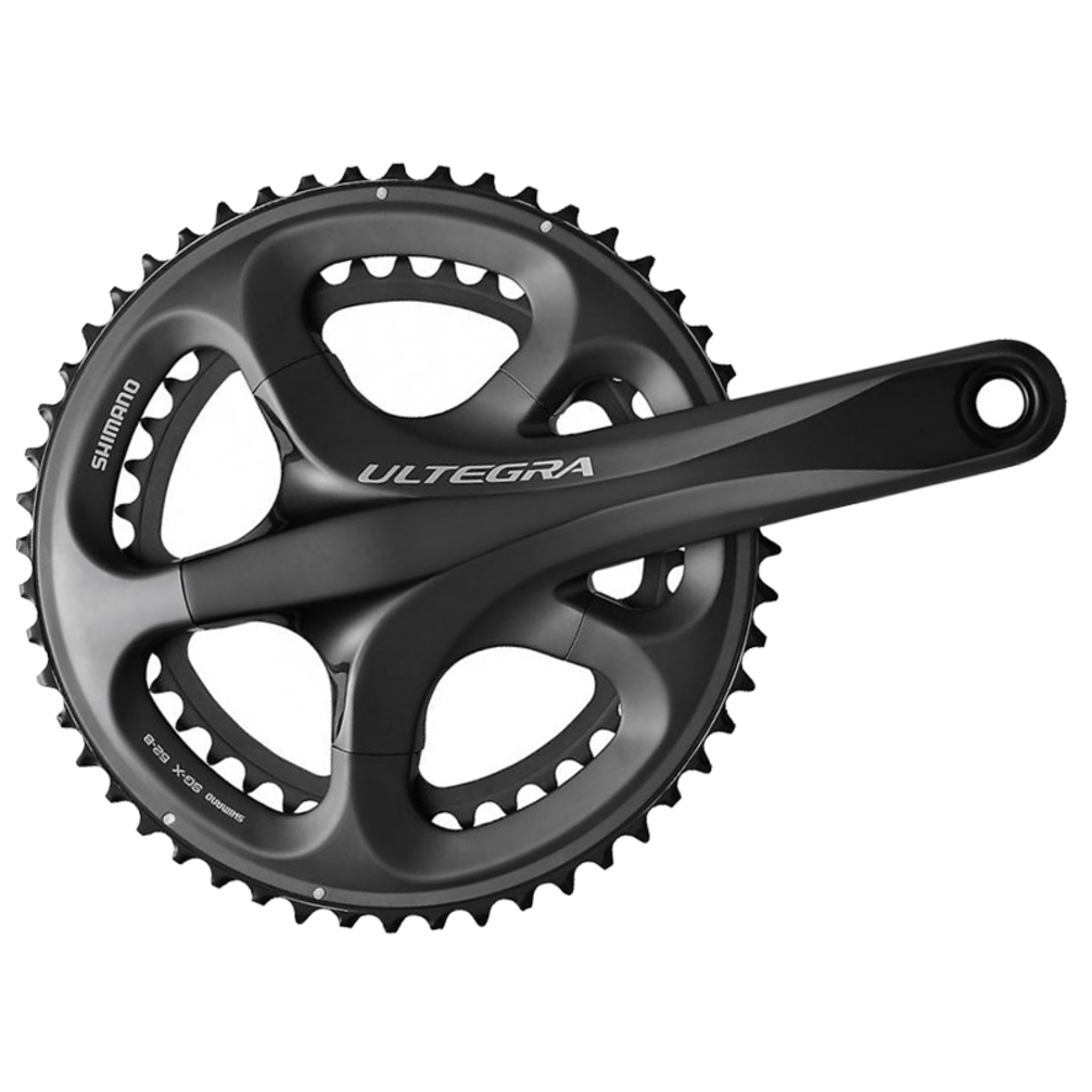 Doppia guarnitura Shimano Ultegra 6700-G 172,5 mm 39/53 denti