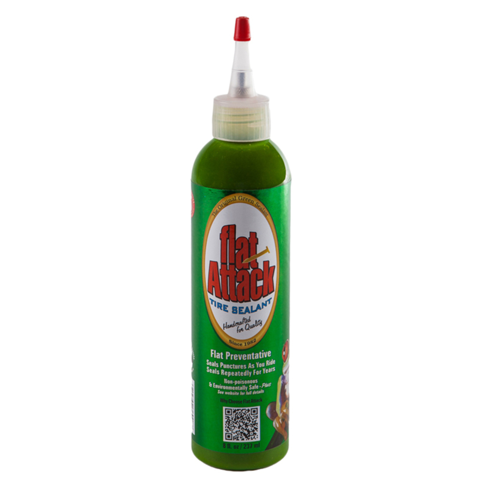 Flat Attack Tire Sealer 8Oz