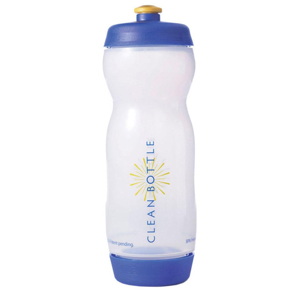 clean bottle water bottle 22oz ebay. Black Bedroom Furniture Sets. Home Design Ideas