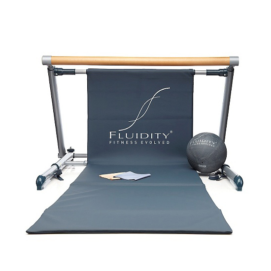 Fluidity Bar Fitness System (Damaged Box)