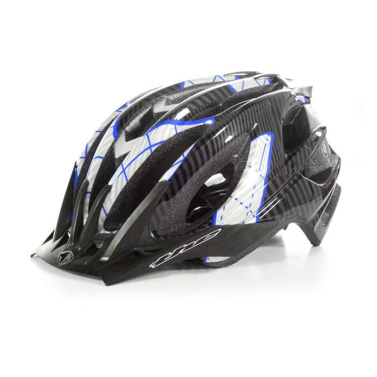 T.H.E. F-20 MTB Helmet L/XL Format Blue
