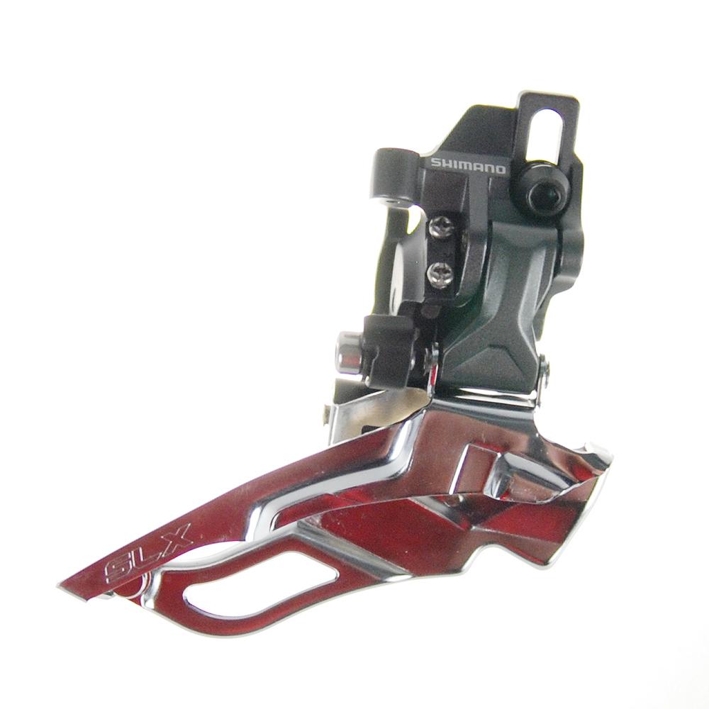 Deragliatore anteriore a saldare (Braze-On) Shimano SLX