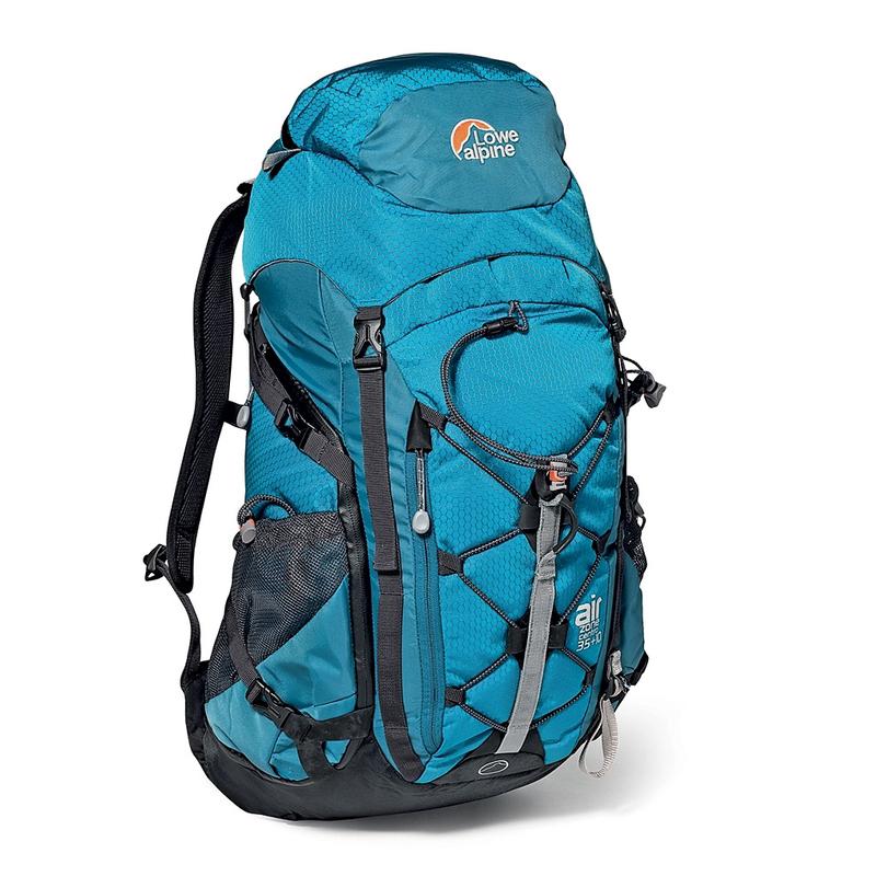 Lowe Alpine Airzone Centro 45+10 Backpack 2700+600c.i. Dark Aqua/Midnight Blue