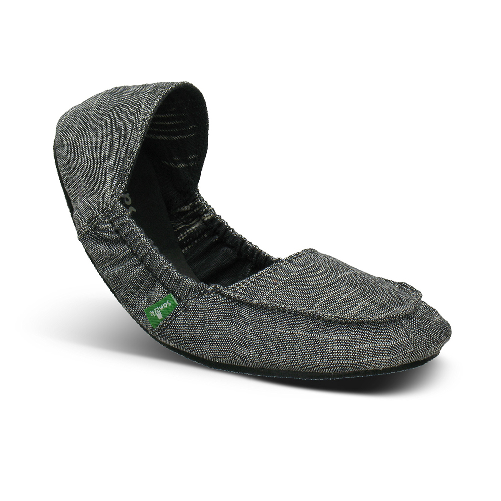 sanuk trippy toes womens shoes black 7 ebay