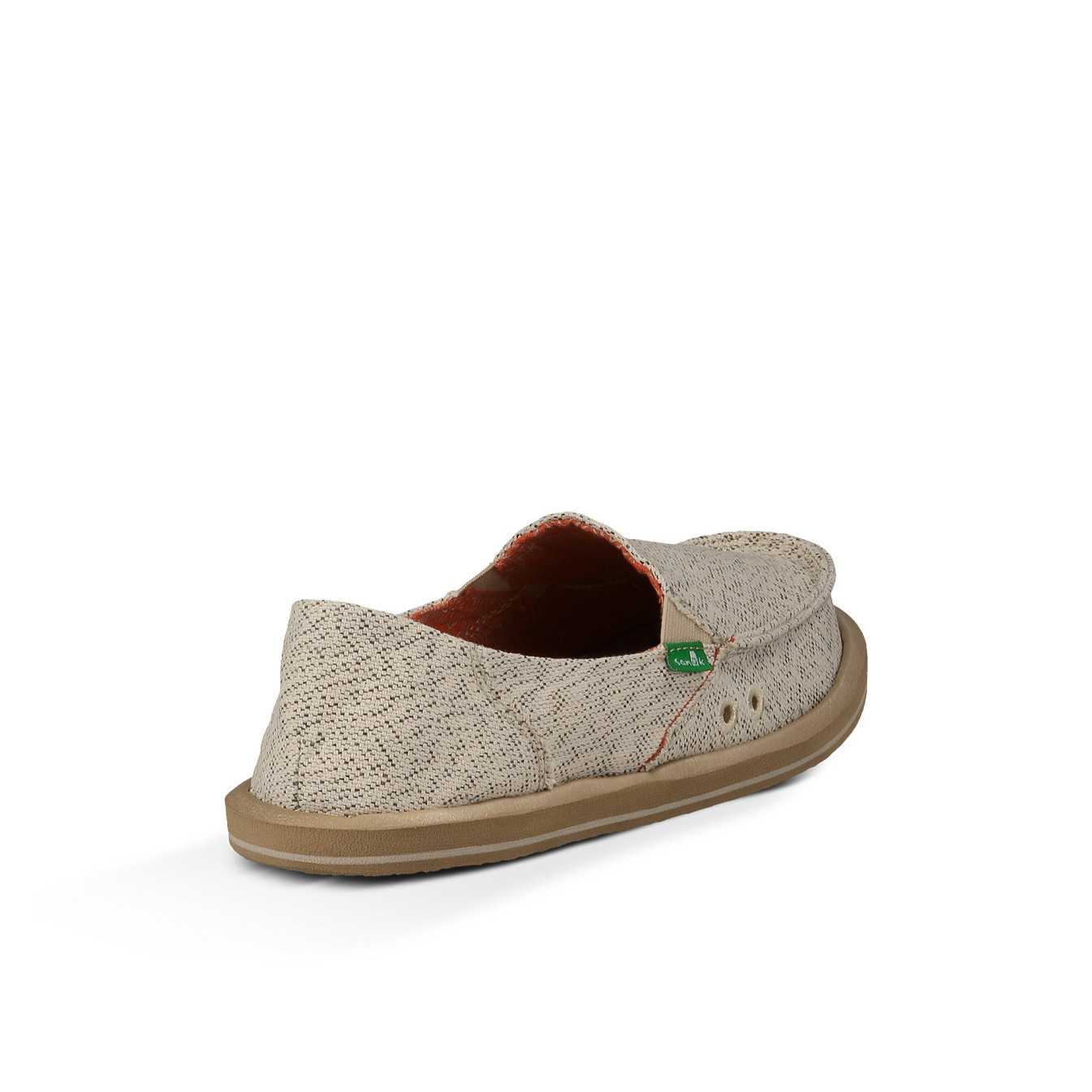 sanuk donna s slip on canvas shoes ebay