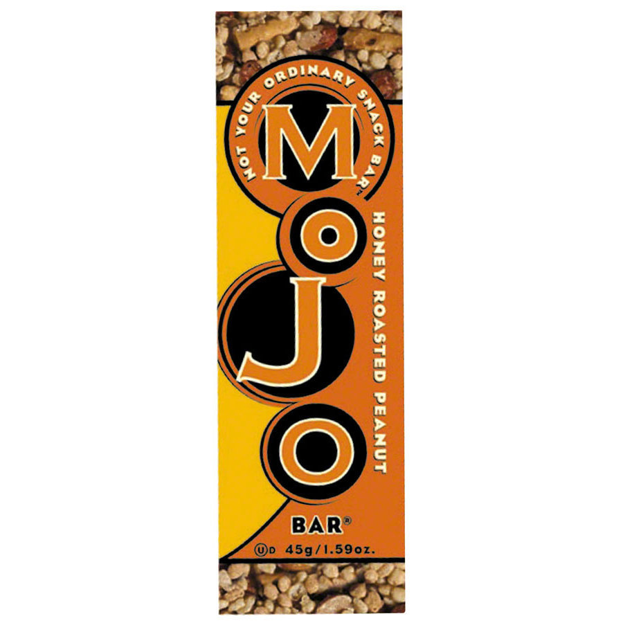 Clif Bar Mojo Bar: Honey Roasted Peanut; Box of 12
