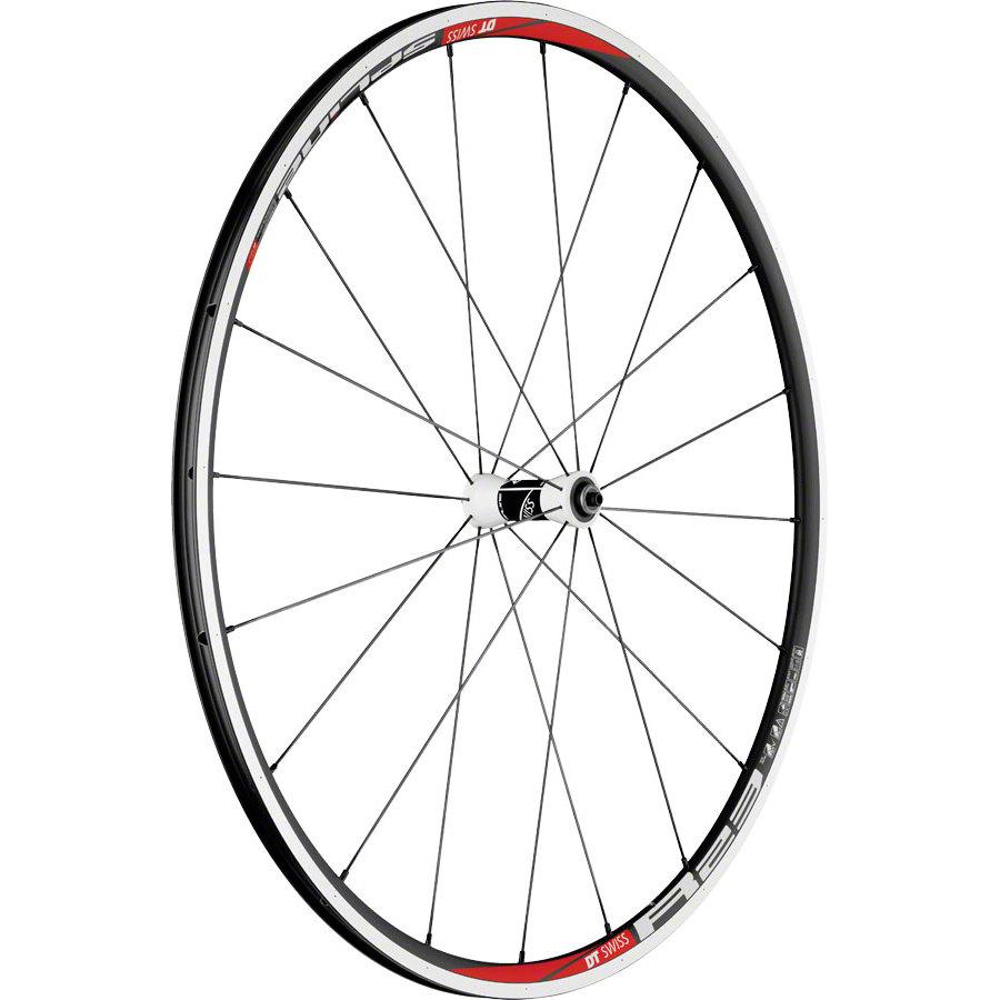 DT Swiss R23 Spline Front Wheel Clincher Black