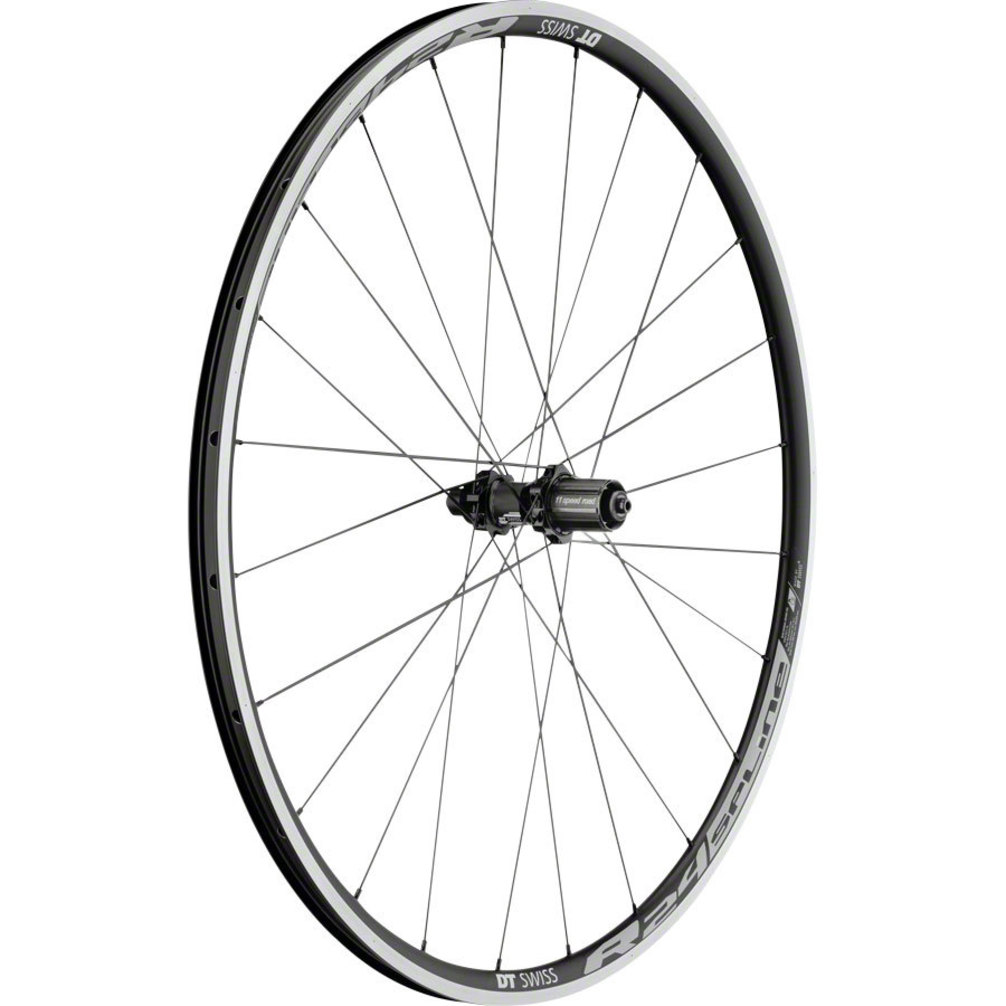 DT Swiss R24 Spline 700c Rear Wheel 11 speed QR Rim Brake