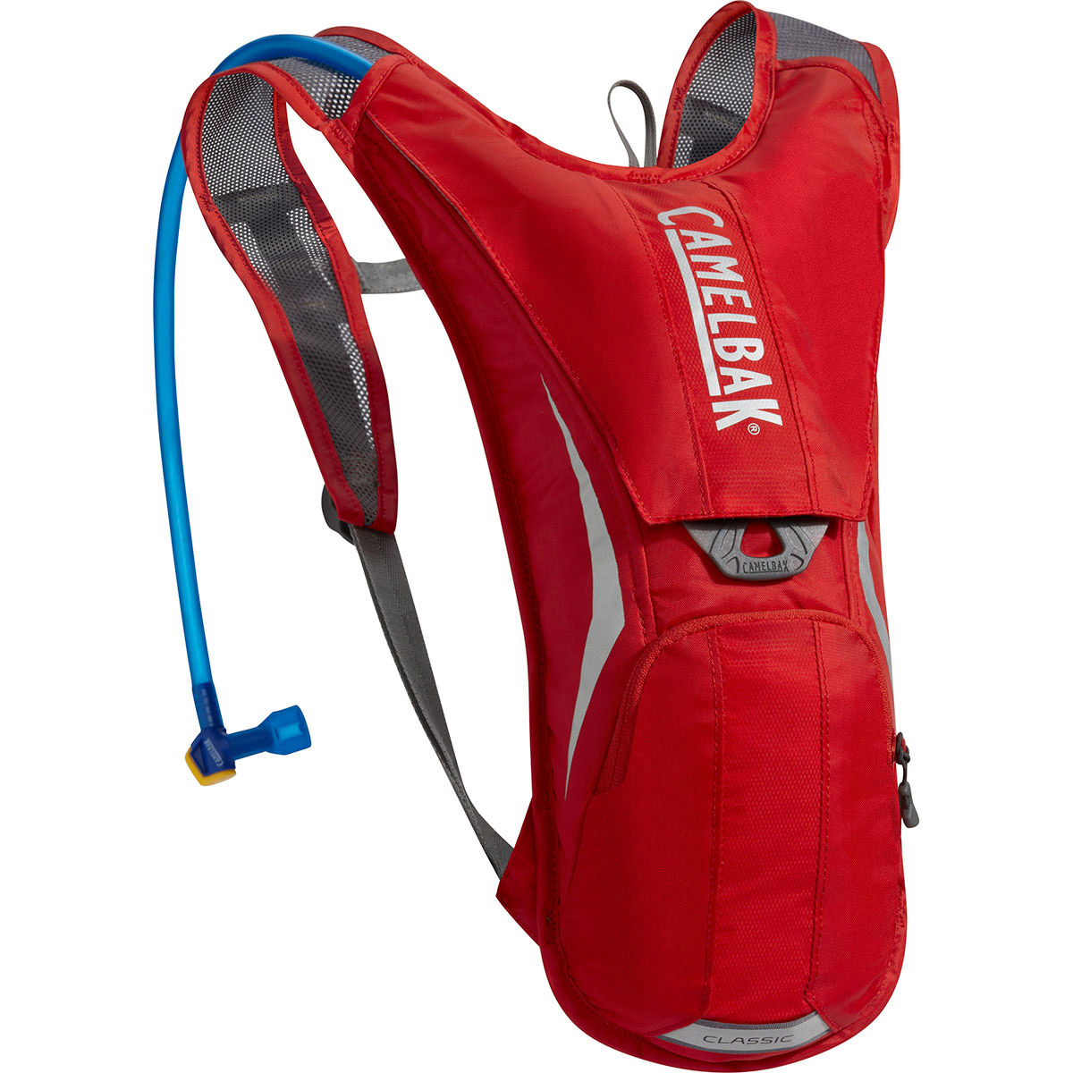CamelBak Classic 70 oz Hydration Pack Racing Red