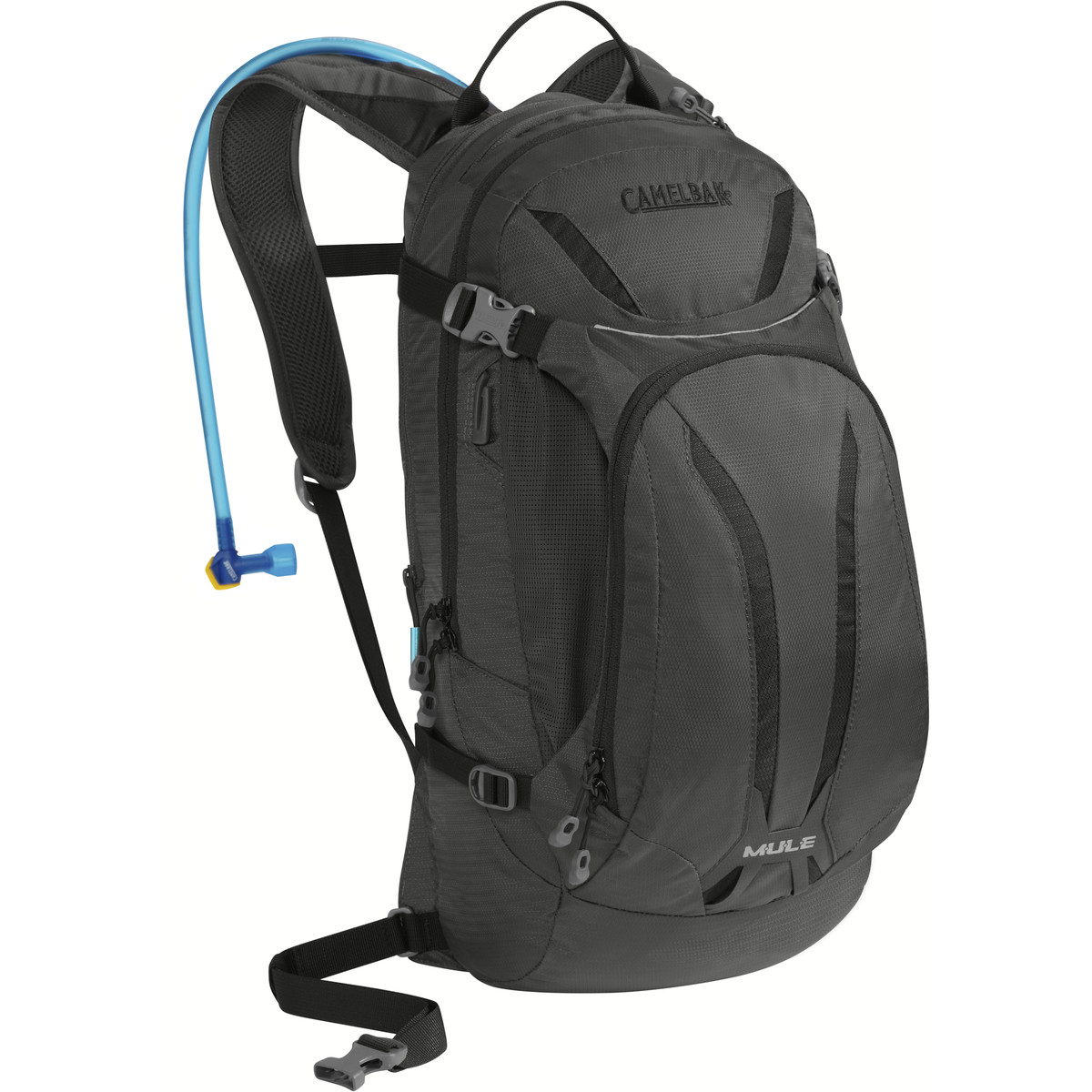CamelBak M.U.L.E. 100 oz Hydration Pack Charcoal