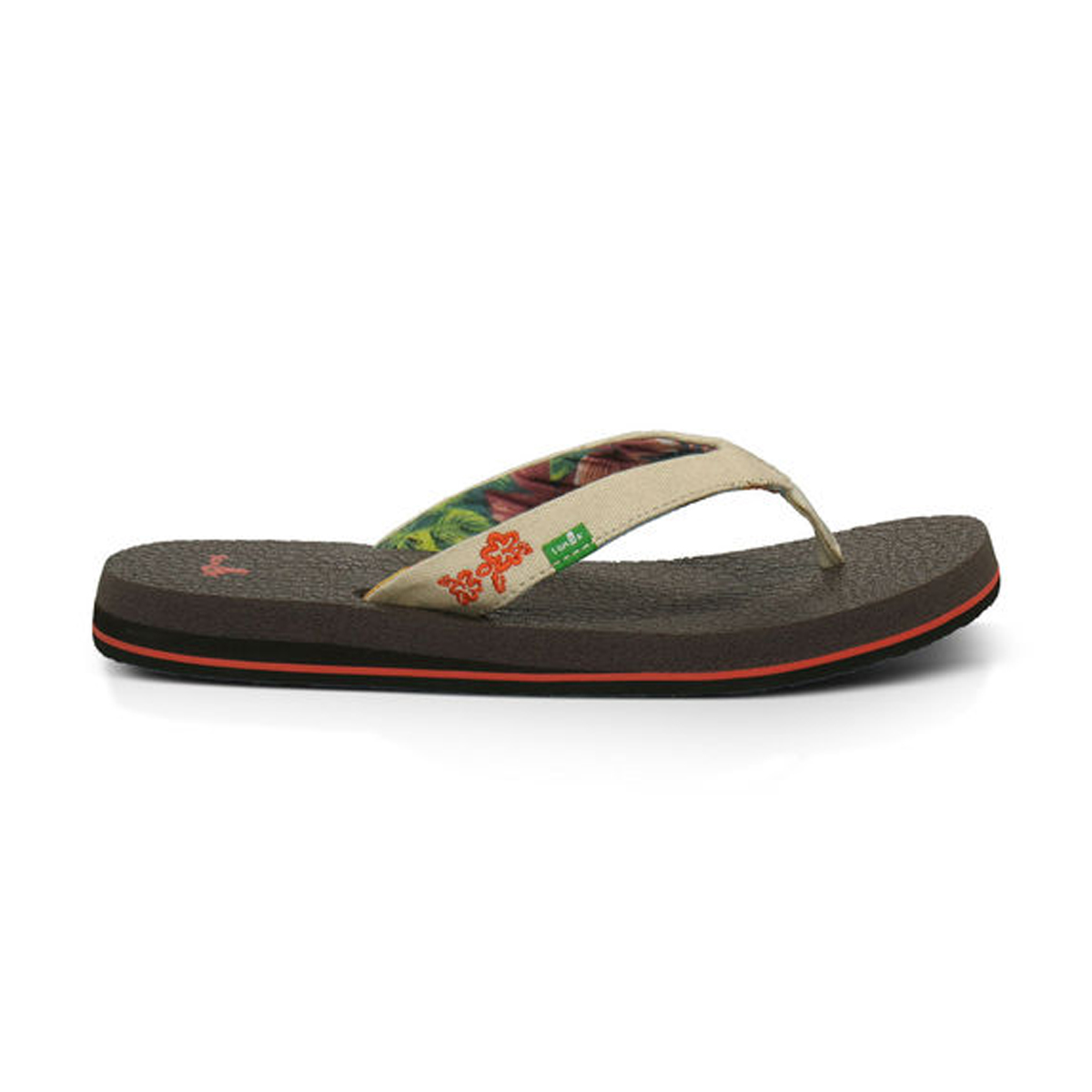 Sanuk Yoga Shoes Amazon: Sanuk Yoga Paradise Women's Flip Flops