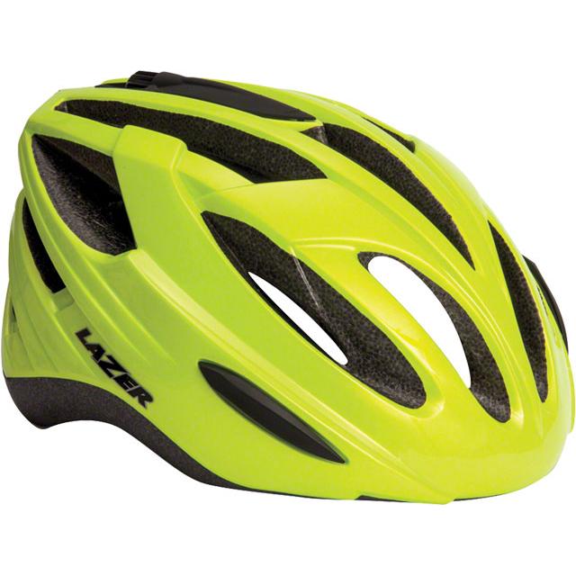 Lazer Neon Road Bike Helmet Large Flash Yellow