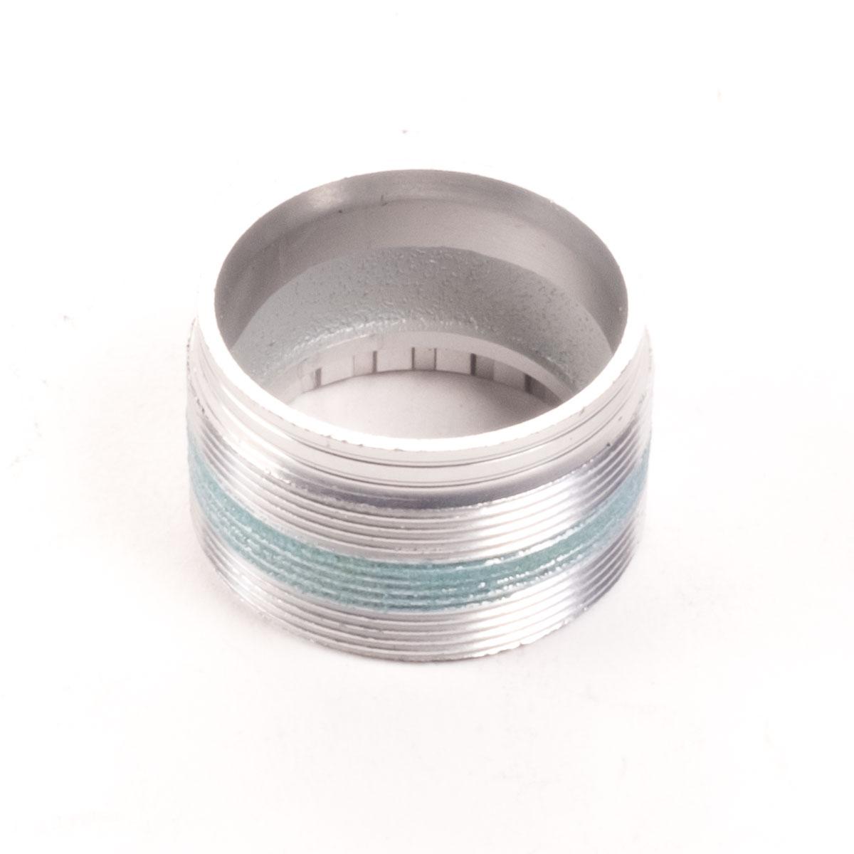 Shimano XTR Bottom Bracket Left Adapter Octalink V1 Pack of 5 Silver