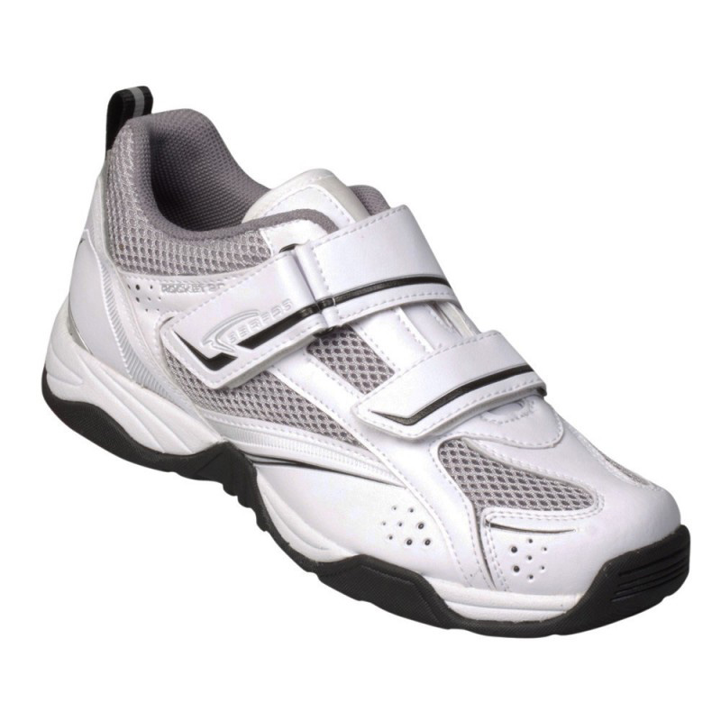 serfas rocket s indoor cycling shoes white silver 40