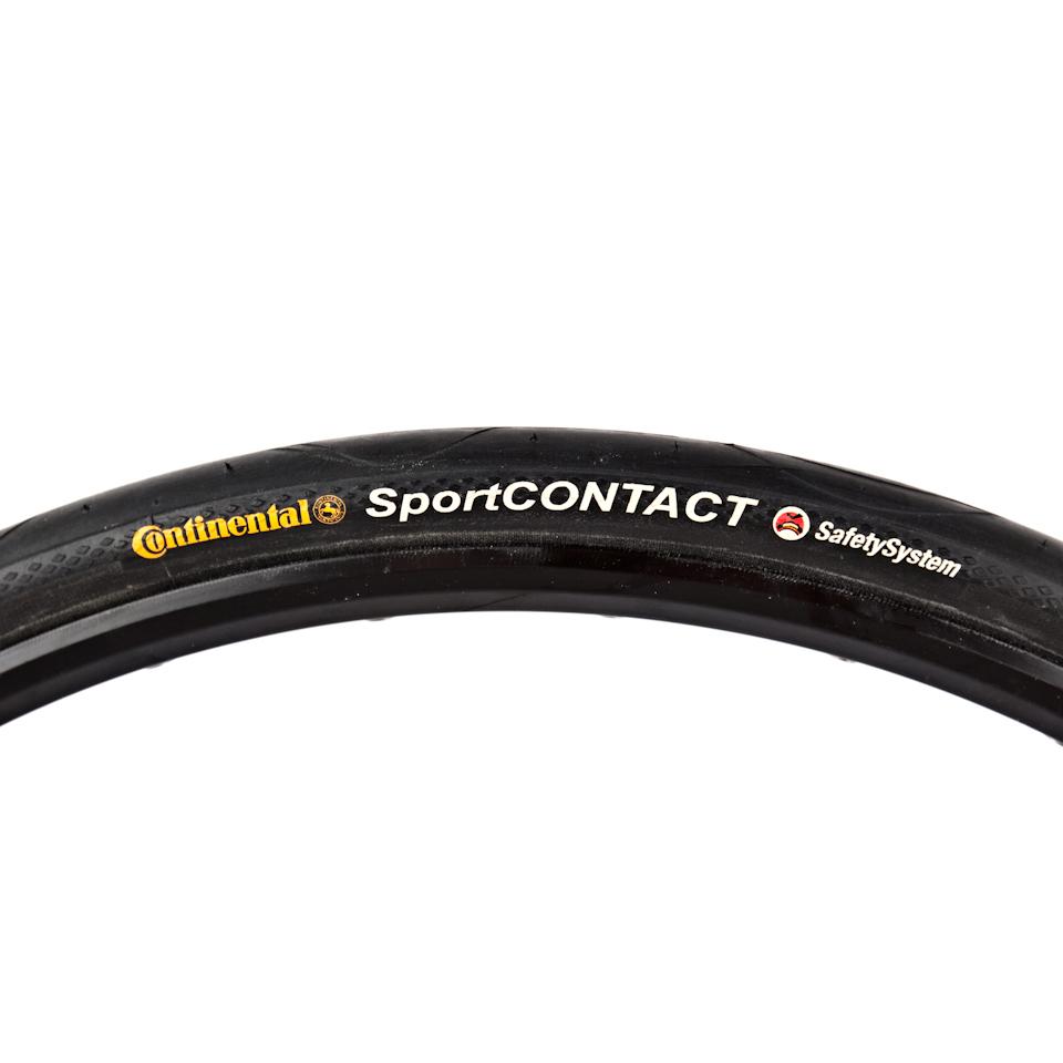 continental sport contact urban bike tire 26 x 1 6 black. Black Bedroom Furniture Sets. Home Design Ideas