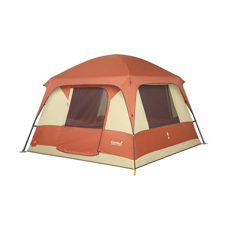 Eureka Copper Canyon 6 Cabin Style Tent Ebay