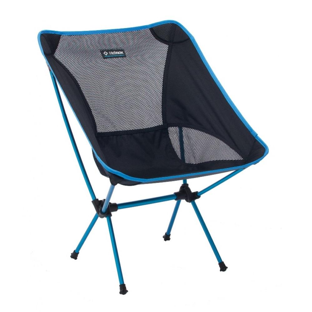 Helinox Chair e pact Folding Camp Chair Black