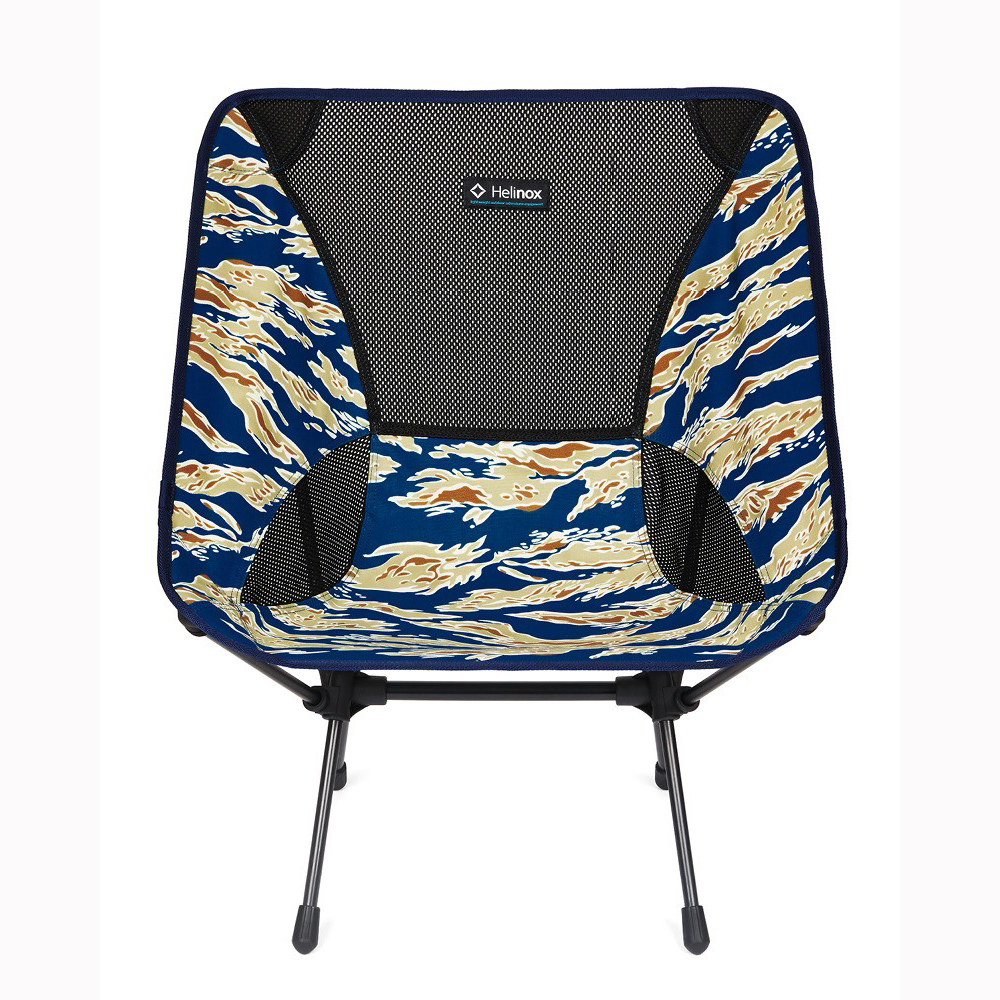 Helinox Chair e pact Folding Camp Chair Blue Tiger Camo