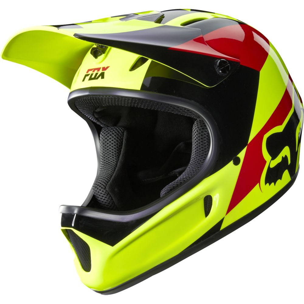 fox rampage full face mtb helmet race ebay. Black Bedroom Furniture Sets. Home Design Ideas