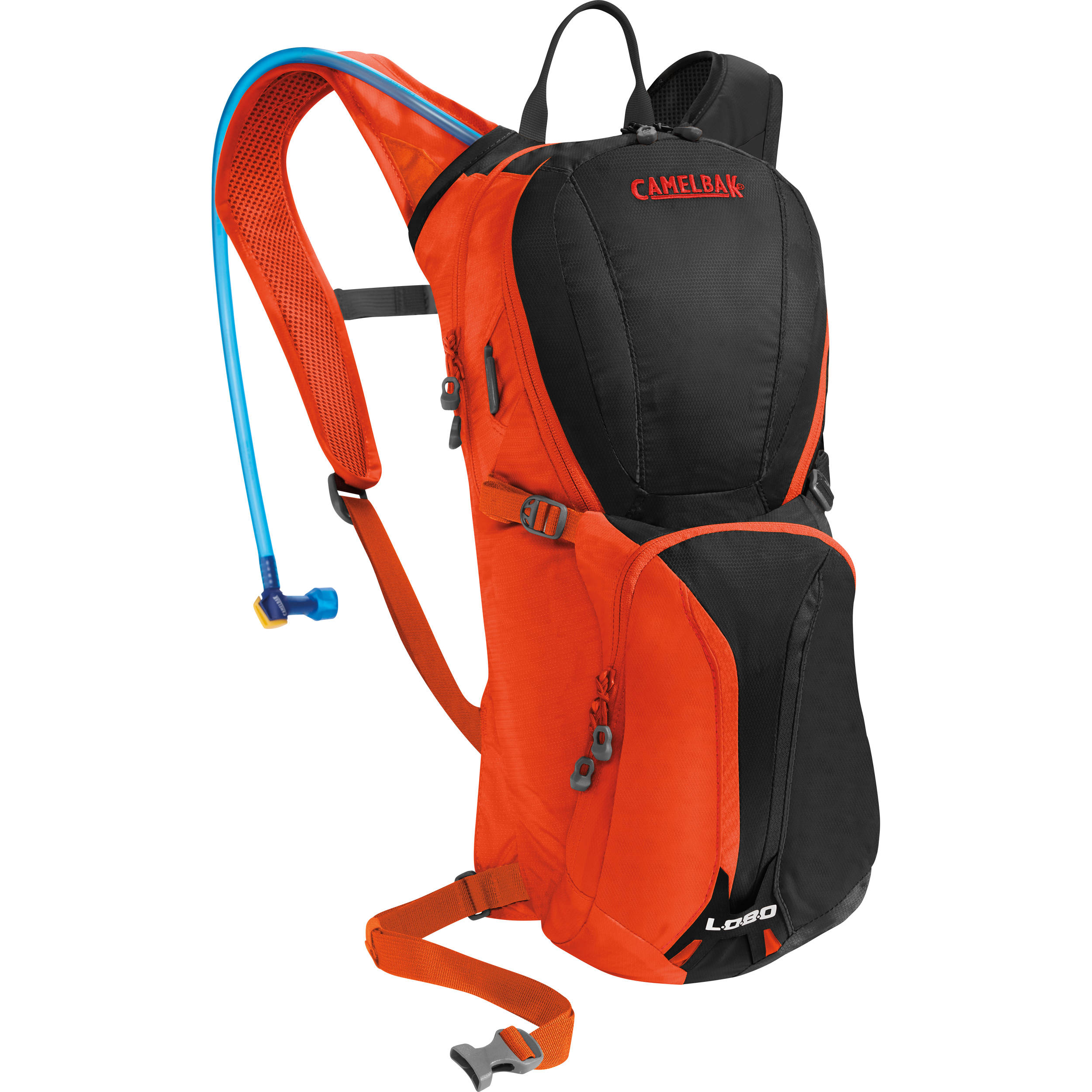 Camelbak Lobo 100oz Hydration 6L Pack Charcoal/Ember