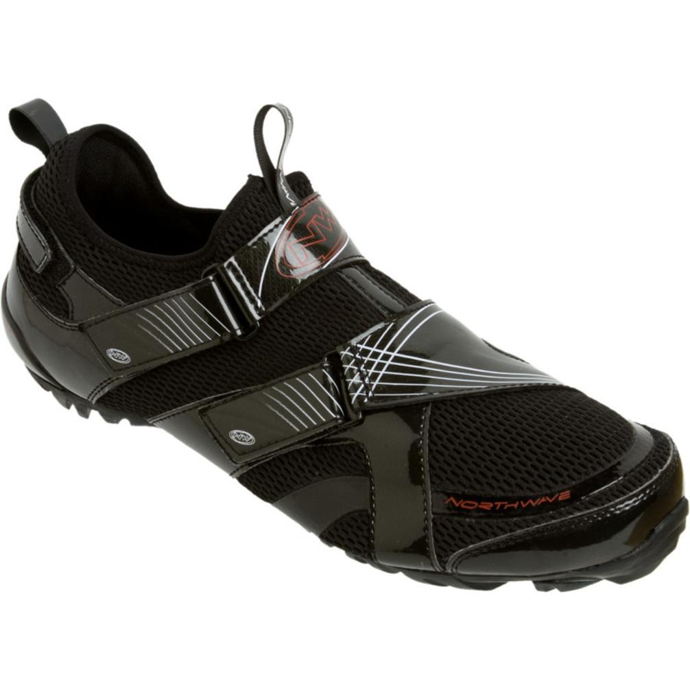 northwave workout indoor cycling shoe black size 37 ebay