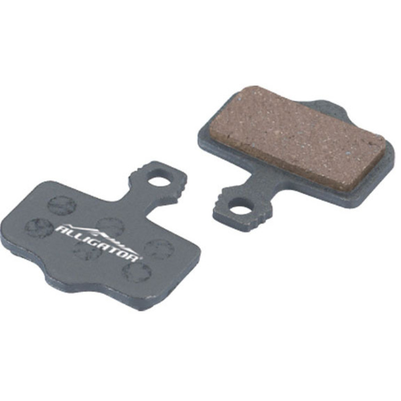 ONE PAIR 2 PADS ORGANIC SEMI METAL DISC BRAKE PADS FIT AVID ELIXIR SRAM XX XO
