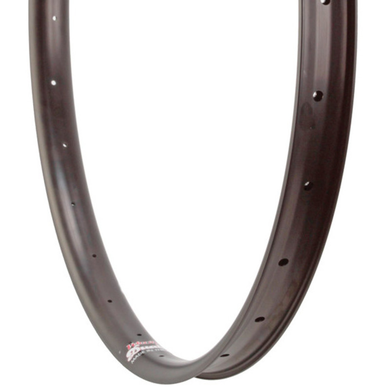 Velocity Dually Rim 27.5 x 45mm 32h Black