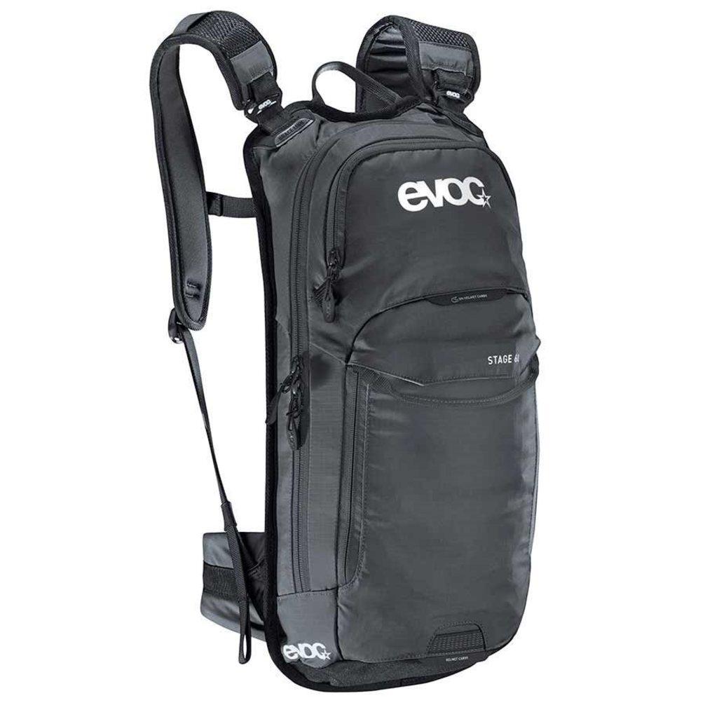 67eb1de9d9e9 EVOC Stage 6L Technical Performance + 2L Backpack Black ...