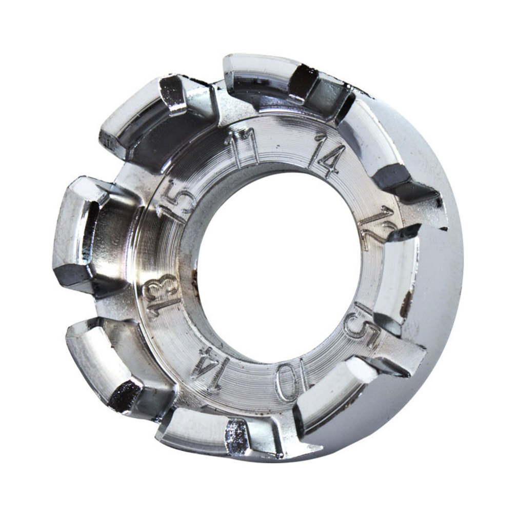 Sunlite Round Spoke Wrench Tool Spoke Wrench Sunlt Round 8-slot Tiw