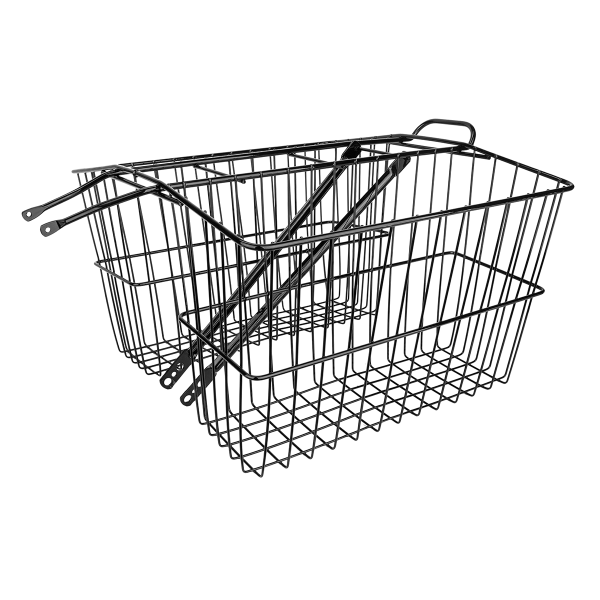 Wald Products #520 Rear Basket Basket Wald 520 Twin Rr Med 13x6x11