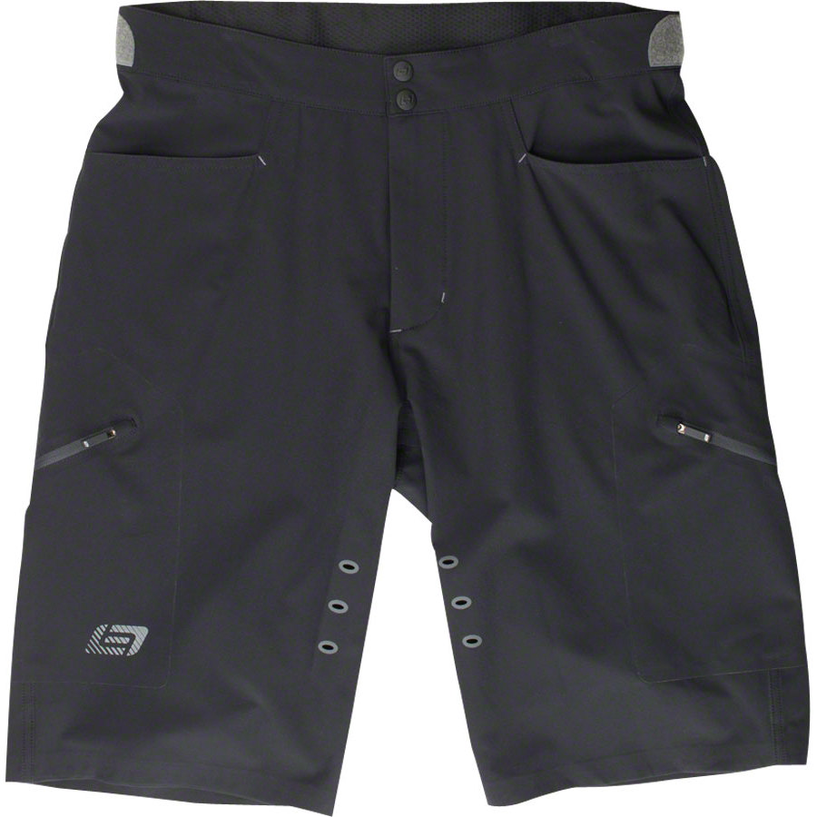 f0e90d7c9 Image is loading Bellwether-Escape-Men-039-s-Shorts-Black-SM