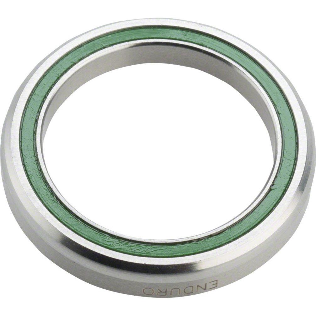 "Enduro Headset Bearing 1 ⅛"" 36 X 45 Degree Stainless Steel Angular Contact"