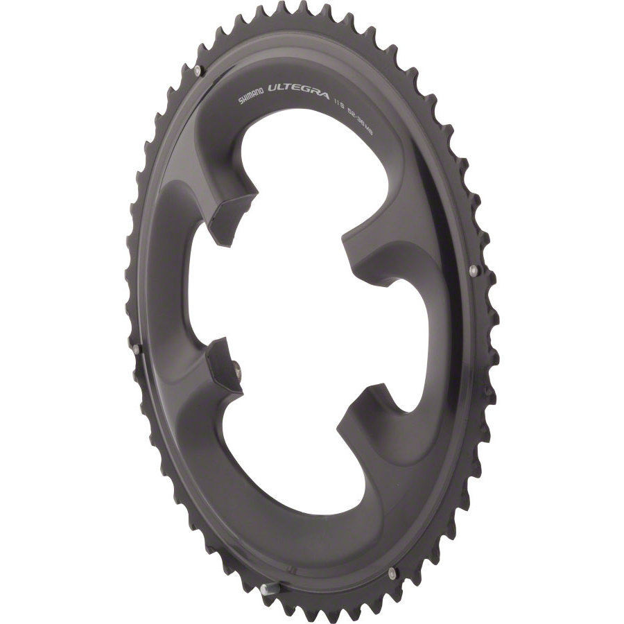 Shimano Ultegra 6800 52t 110mm 11-Speed Chainring for 36//52t