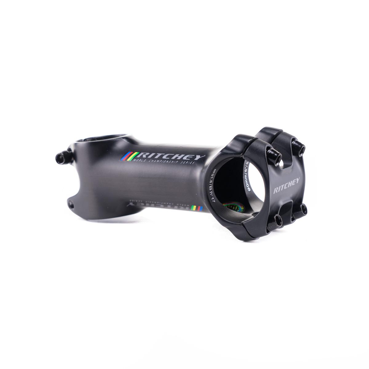 +//- 6 1-1//8 Ritchey WCS Carbon Matrix C220 Stem: 90mm Black 31.8