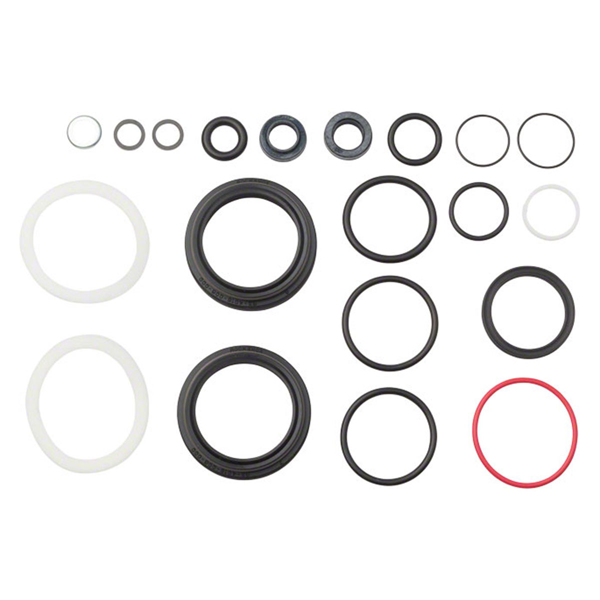 35mm Rockshox Fork Basic Service Kit Pike Dual Position Air A1 2014-2015