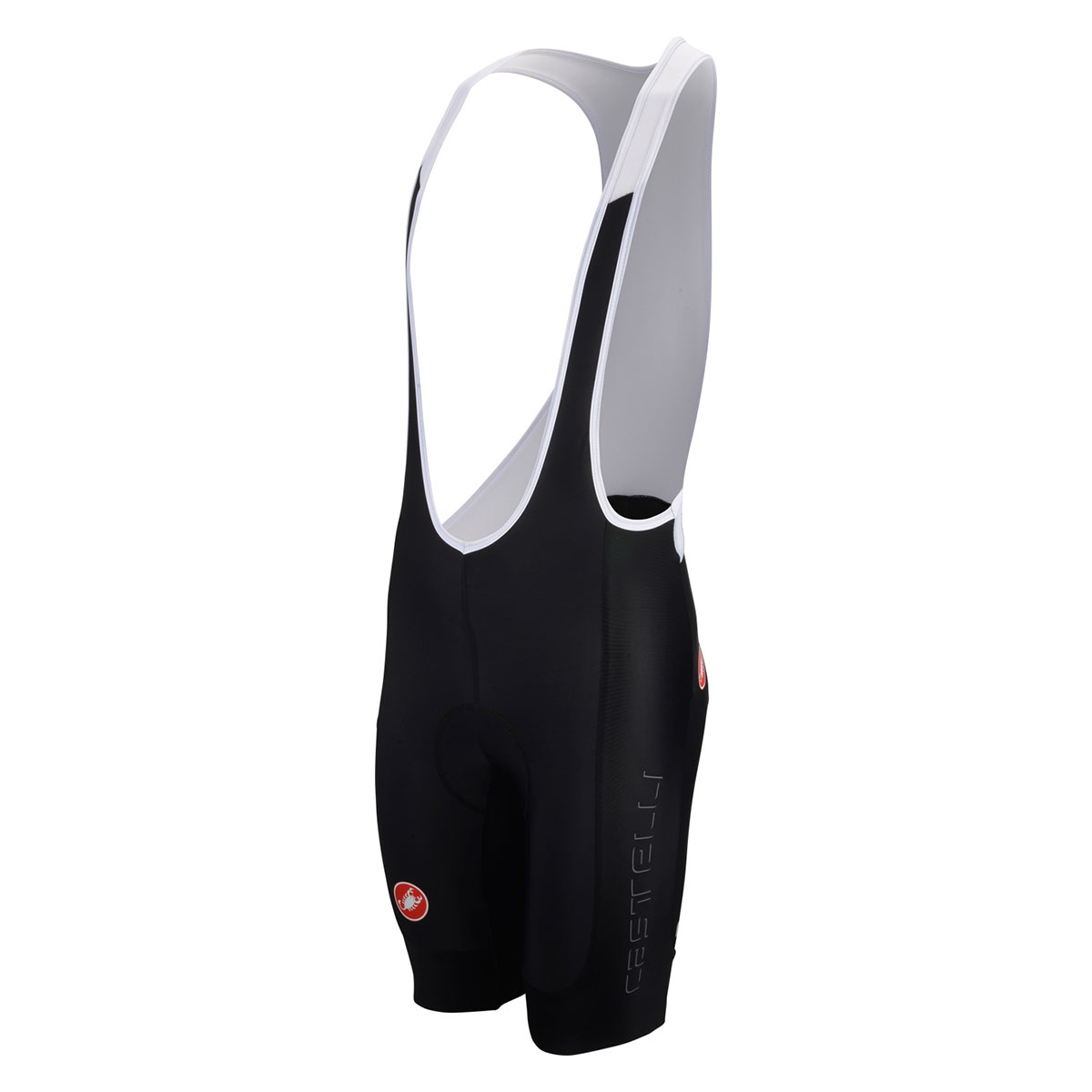dd1af2e91 Castelli Evoluzione 2 Men s Cycling Bib Shorts Black Large