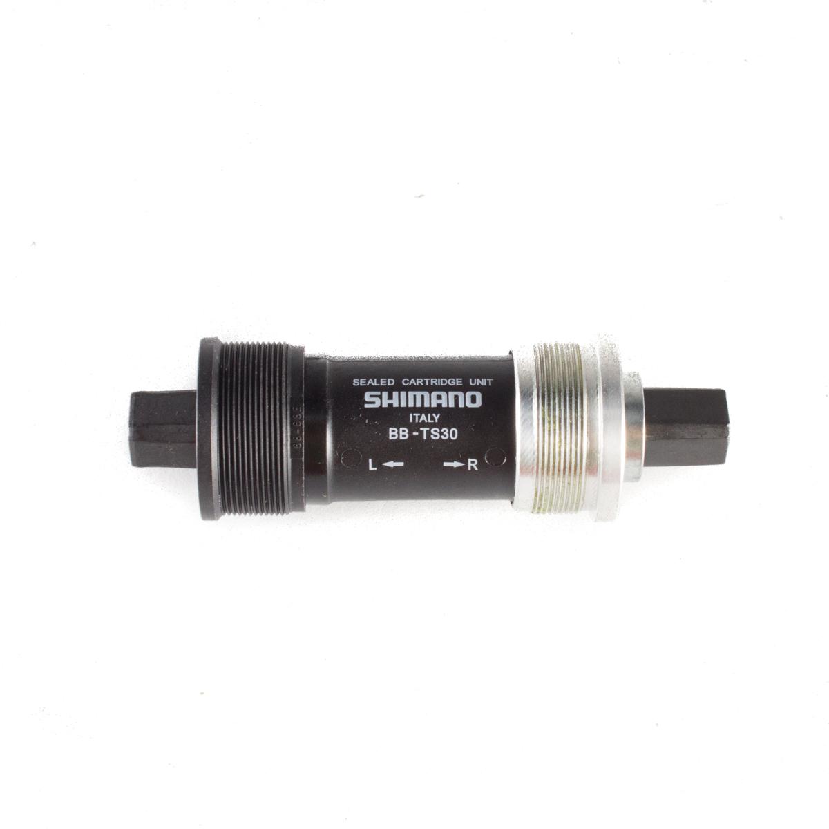 70 mm Carré Conique Noir Shimano BB-LP28 Pédalier 114 mm