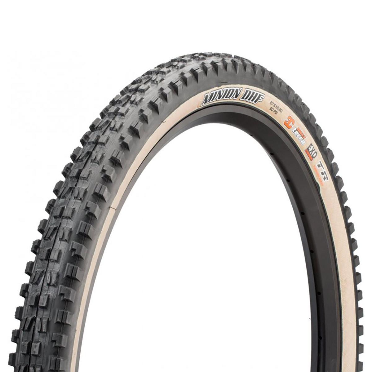 EXO TR 60tpi Maxxis Minion DHF Folding Tyre 29 x 2.3 Black