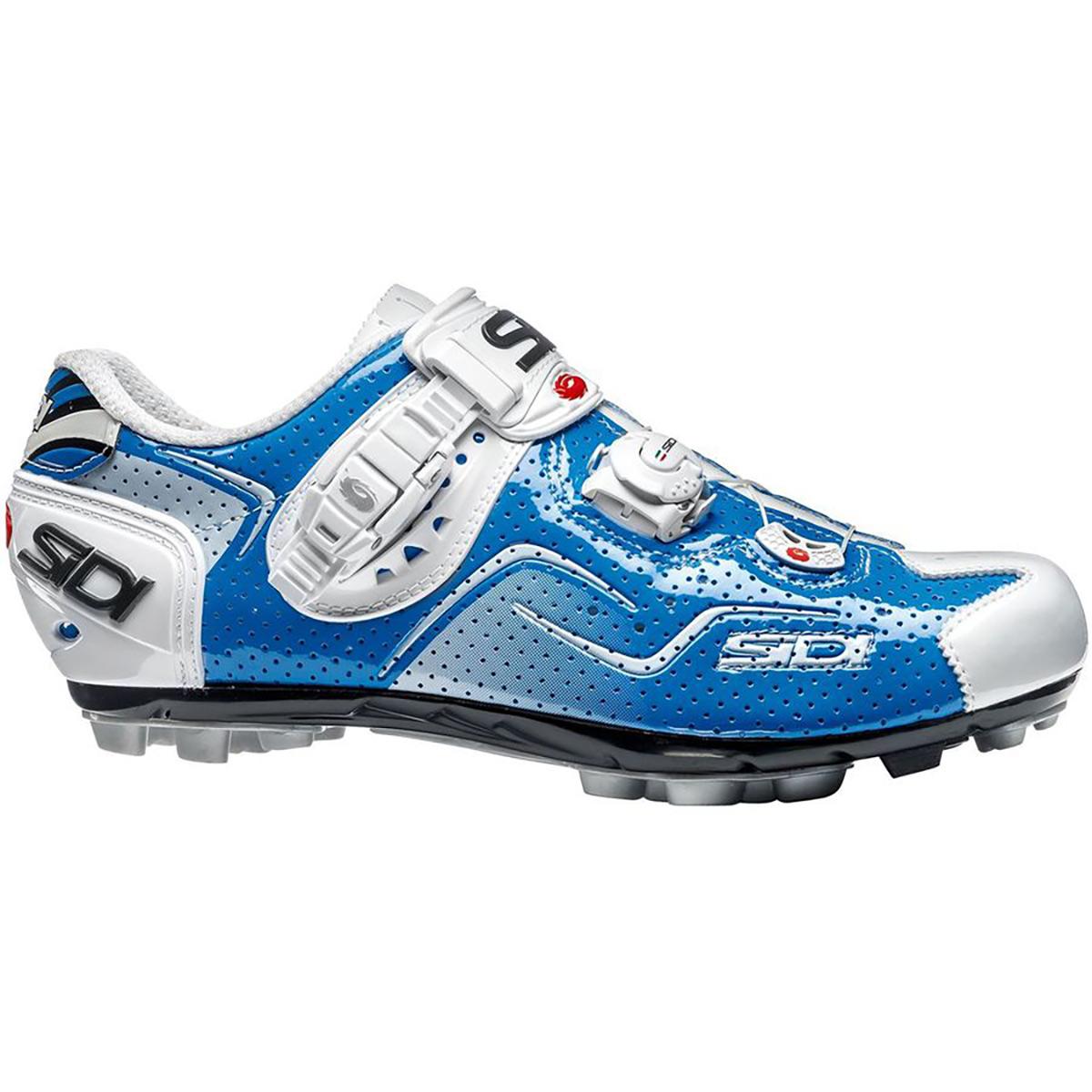 Details about Sidi Cape Air Men's MTB Shoes BlueWhite EU 42