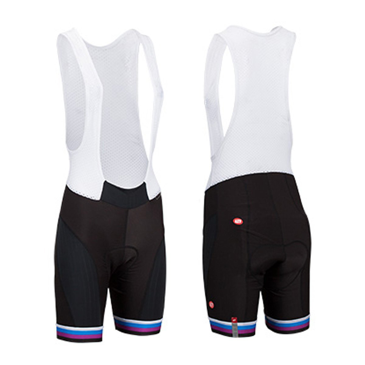 Bellwether Forza Women s Road Cycling Bib Shorts Multi-Color Medium ... 6b92adc2c